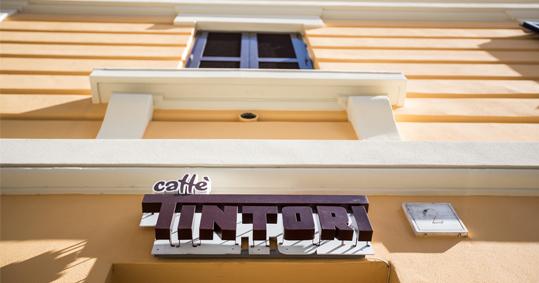 sede caffè tintori